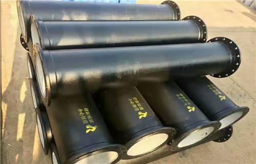 东营DN300双盘短管16公斤