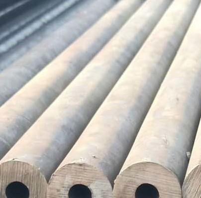 安徽省蚌埠市  打樁用鋼管 40Cr小口徑無縫管  Q345B大口徑鋼管