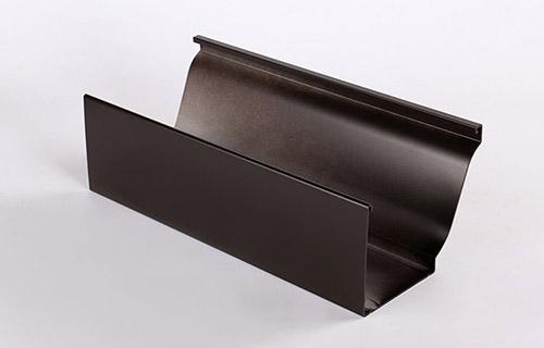 益阳铝合金檐槽质量好