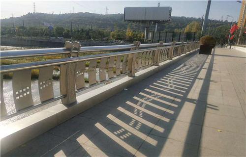 湖南桥梁防撞护栏专业厂家定制