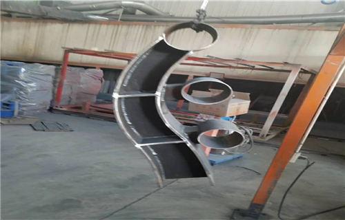 怀化不锈钢碳素复合管安装很方便