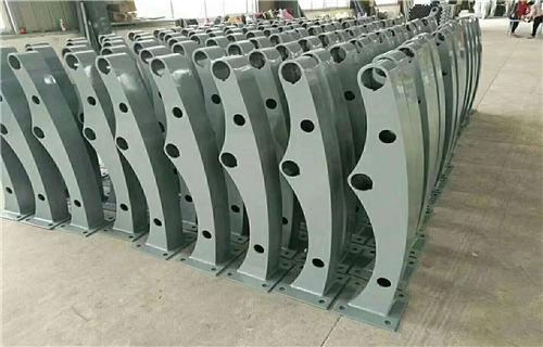 新余不锈钢碳素钢复合管栏杆