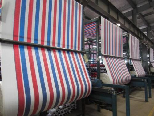 黑龙江120g彩条布型号规格欢迎