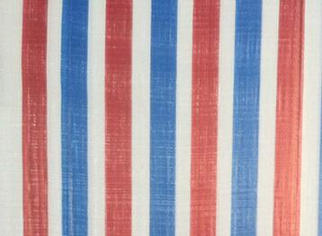 蚌埠紅白藍條彩條布//常用尺寸