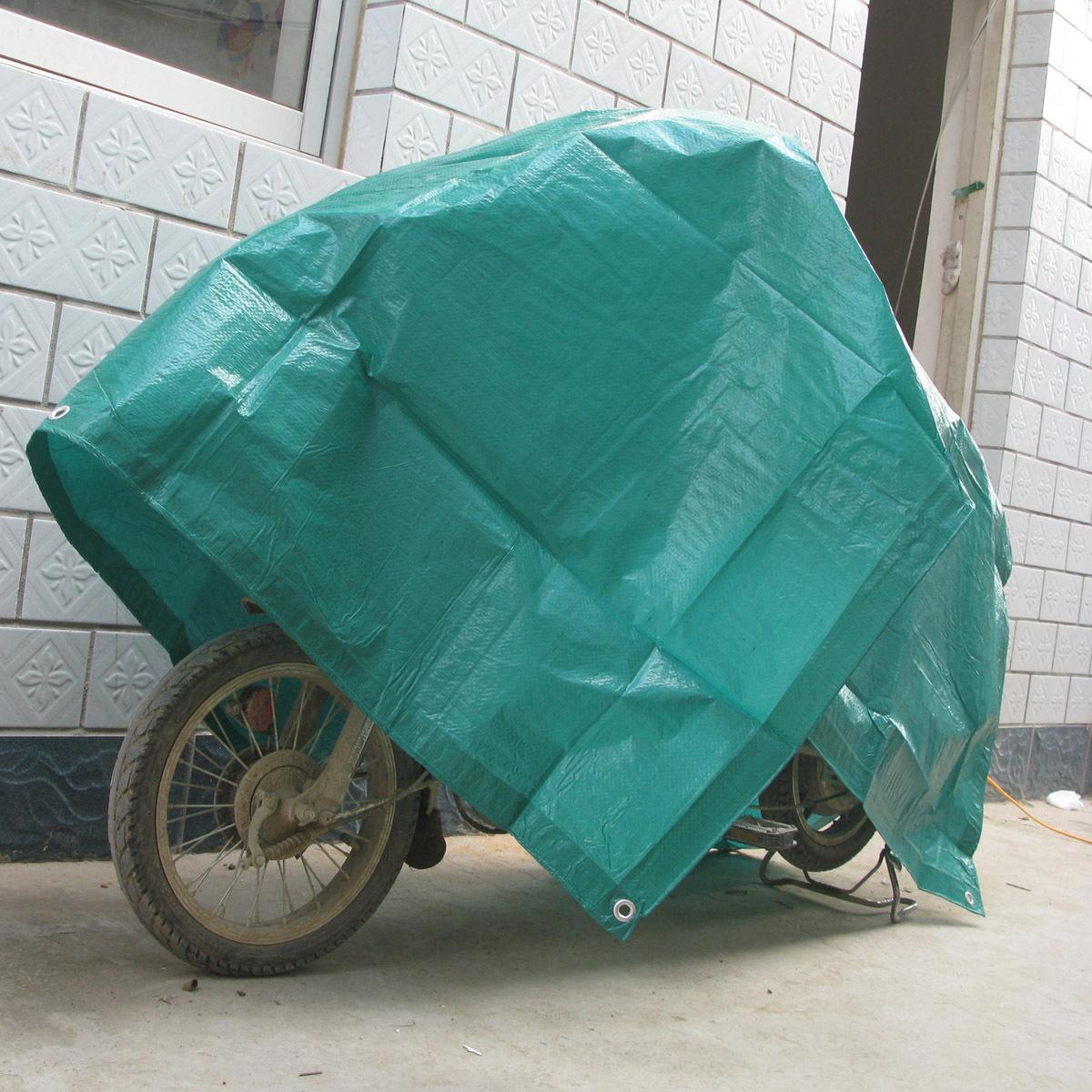 白银聚乙烯蓝银防雨布供应商厂家加工