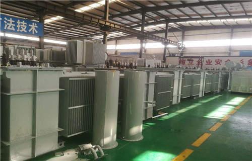 汾西电力变压器厂客户至上