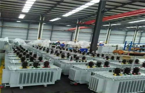 固鎮變壓器廠_生產基地