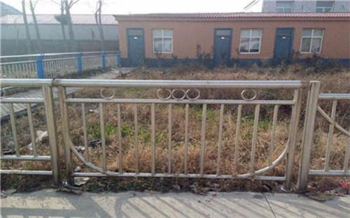 上海桥梁护栏 河道景观护栏定制