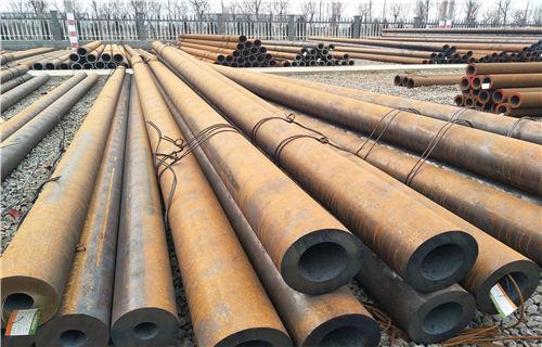 北京Q345B厚壁无缝钢管厂家发货