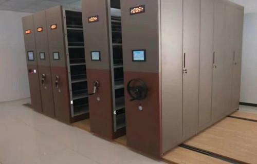 安龙密集式档案柜供应商