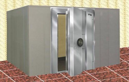 新疆钢制金库房安装