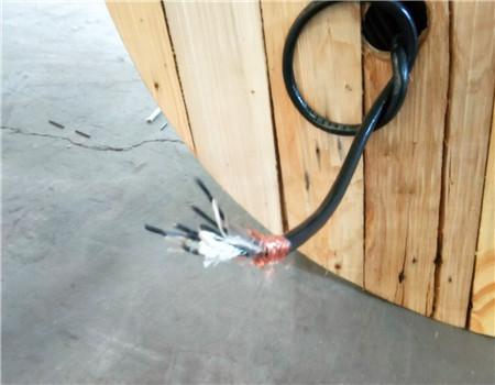 海南八芯矿用拉力通信电缆精华