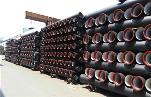天津地埋球墨铸铁管规格表