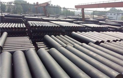 广元外径500球墨铸铁管批发厂商