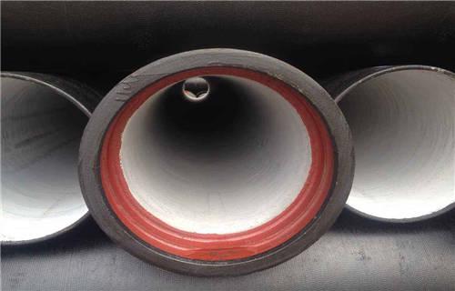 海南地埋球墨铸铁管种类齐全