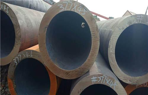 忻州16mn精密无缝钢管产品