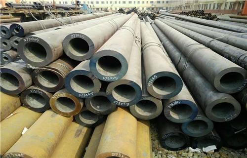 白山45号厚壁钢管各规格价格