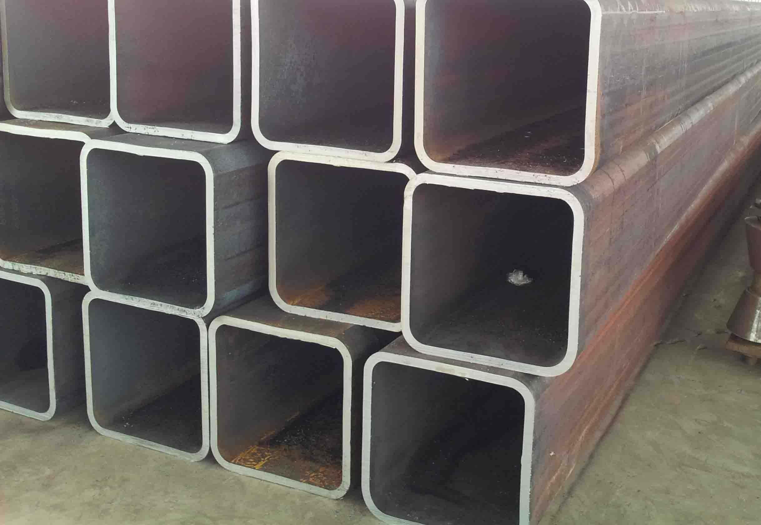 咸宁S275J2G3矩型管批发价
