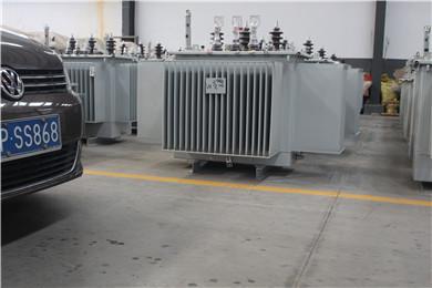 克拉玛依S13油浸式变压器生产厂家