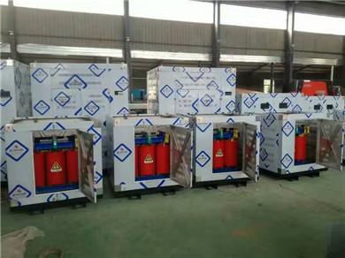 电力变压器生产厂家-黑龙江昌能变压器厂家