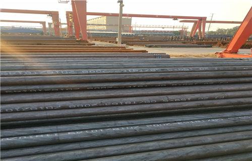 郯城Q345B液压无缝钢管生产厂家来电加工定做长丰钢管