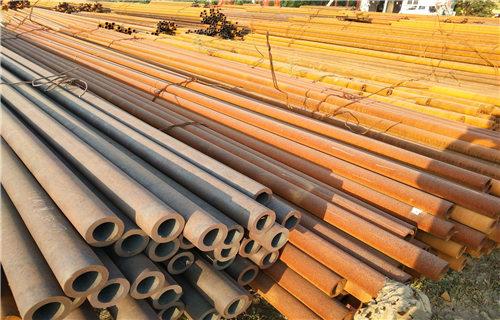 义县40Cr精轧无缝钢管生产厂家可切割零售长丰钢管