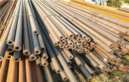西藏Q345B石油输送无缝钢管生产厂家质量好长丰钢管