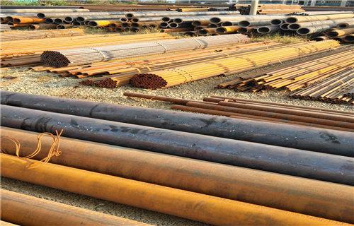 周宁20Cr镀锌无缝钢管厂家值得信赖质量好长丰钢管