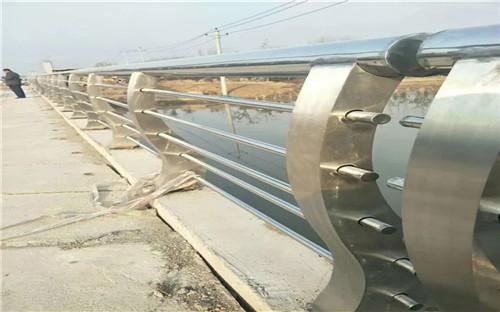 安康不锈钢碳素钢道路栏杆提供售后安装