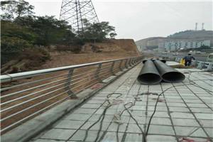 珠海道路护栏立柱保证
