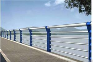 安康道路不锈钢复合管栏杆保证