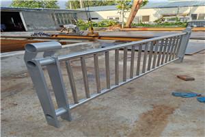 榆林不锈钢复合管桥梁护栏厂家报价