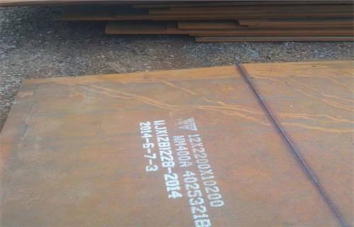 贵州舞钢耐磨板Q355NH耐候板山东