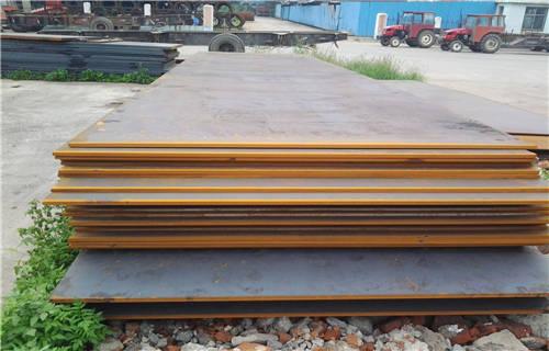 萍乡耐磨板Q355NH耐候板祥盛公司