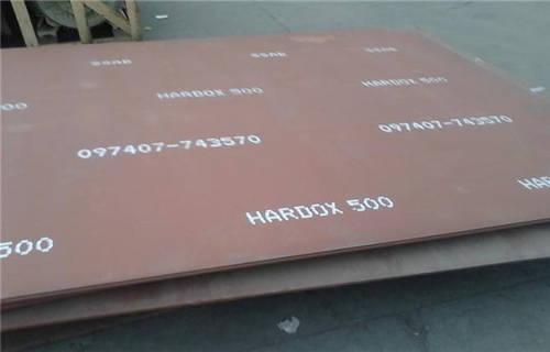 嘉峪关耐磨板Q295NH耐候板祥盛公司