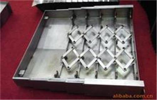 武汉中捷XH7126铣床专用配套挡屑护板测量