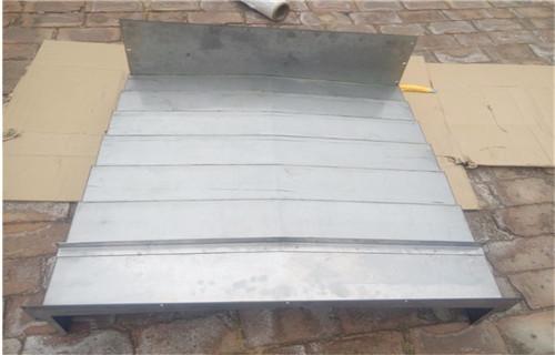 巢湖中捷XH7126铣床专用配套挡屑护板经验