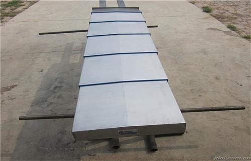 甘孜台湾永进TV146A不锈钢材质整套伸缩护罩测量