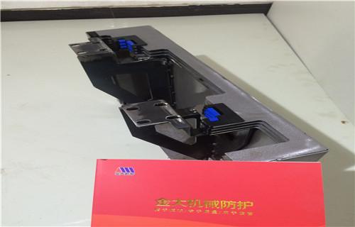 咸宁中捷XH7126铣床专用配套挡屑护板经验