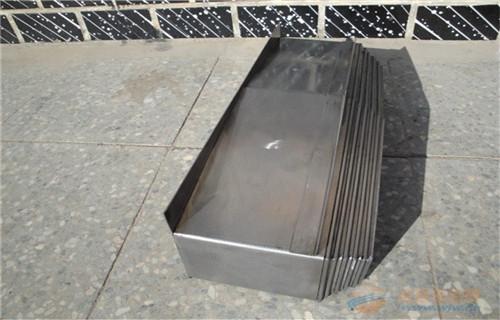 南通中捷XH7126铣床专用导轨伸缩式护板特性