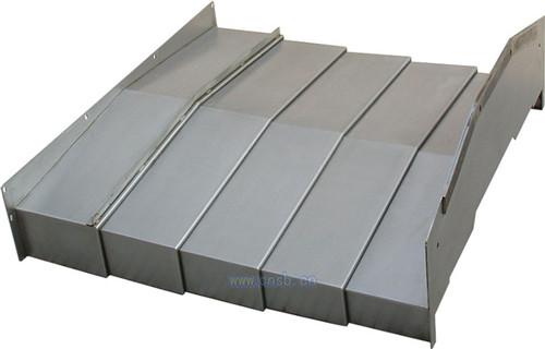 运城有荣喜力XH715数控机床整套伸缩护罩定制