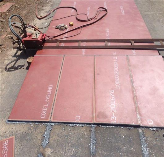 安康耐磨钢板一流质量质量上乘