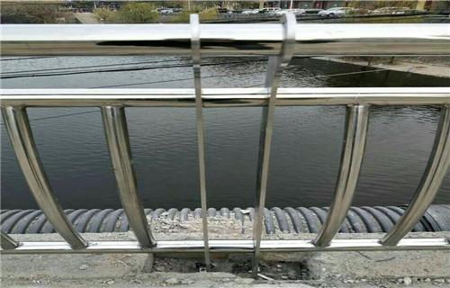 安徽不锈钢复合管桥梁防撞栏杆常年加工