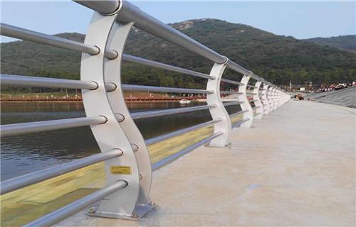 福建碳素钢复合管桥梁防撞栏杆配件