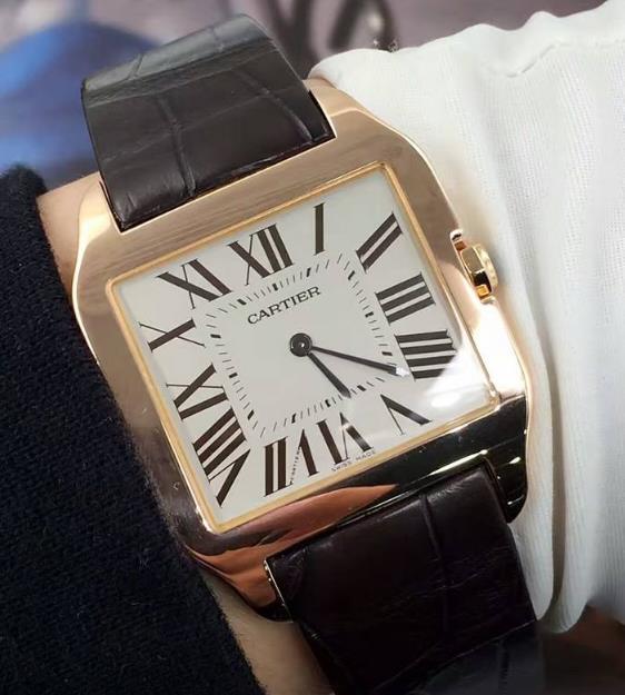 南宁卡地亚手表总进水怎么处理|卡地亚腕表维修图片