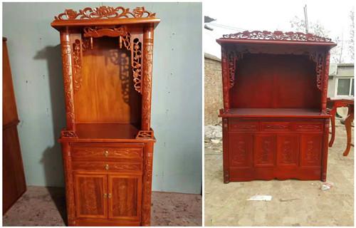 安庆实木佛桌制作工厂直销