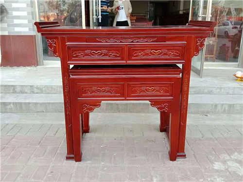 江西榆木供桌厂家质量保证正品