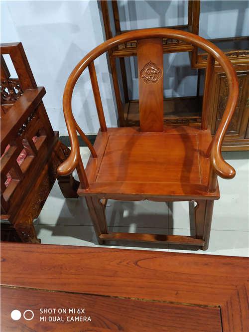 泉州圈椅定做工厂直销