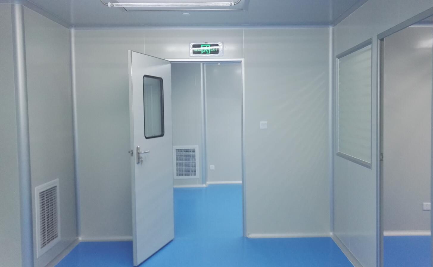 汉中无菌车间厂房设计