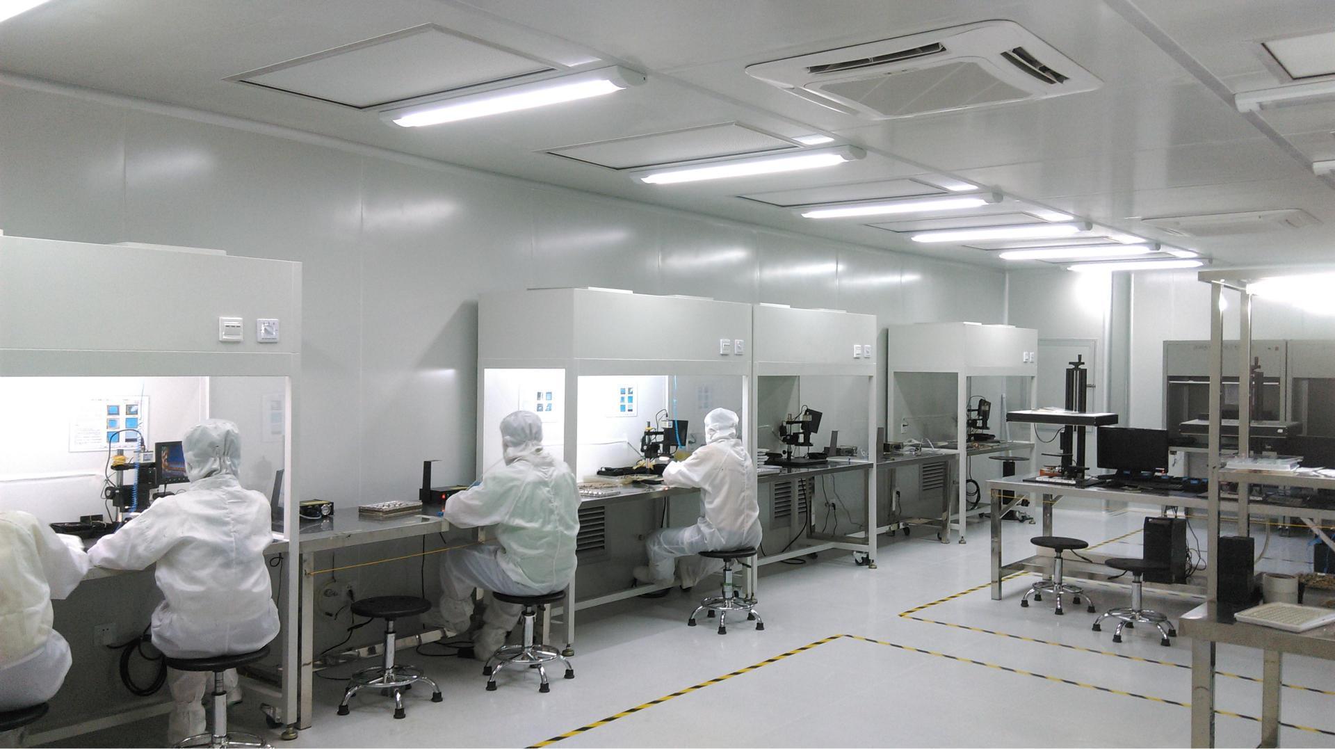 汉中市化验室净化工程,净化实验室设计